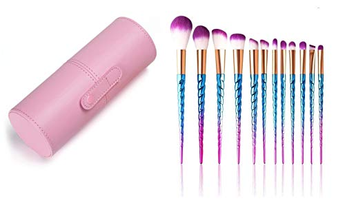 Safetysale Pinsel Makeup Set, Professionelles Einhorn Makeup Pinsel Set, Schminkpinsel Make Up,...