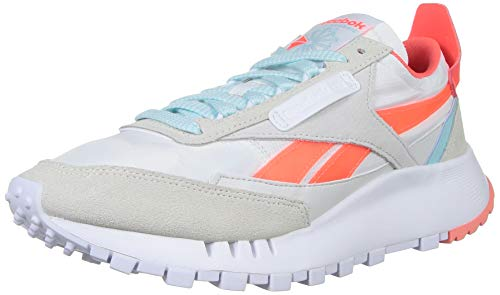 Reebok Classic Leather Legacy FY7435 - Zapatillas deportivas para mujer, color blanco Blanco Size: 40.5 EU