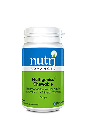 Nutri Advanced Multigenics Chewable 90 Tablets