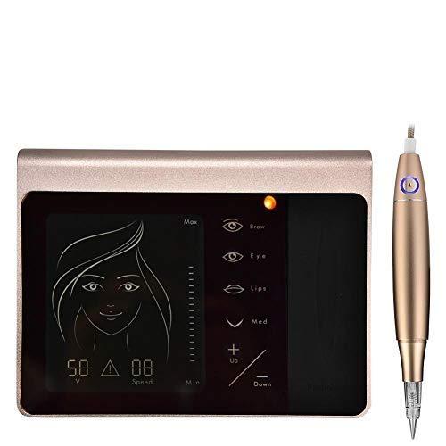 Tattoo Touchscreen Bedienfeld Semi Permanent Eyebrow Eyeliner Lippe, professionelle digitale...