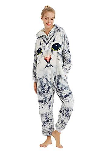 ABYED Carnaval Halloween Disfraz Pijama Animal Entero Unisex