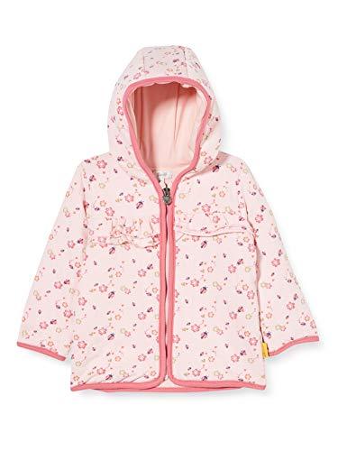 Steiff Baby-Mädchen Sweatjacke, Almond Blossom, 062