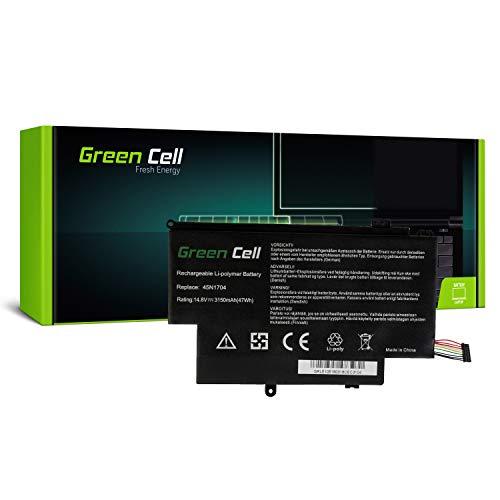 Green Cell Battery for Lenovo ThinkPad Yoga 12 20DK 20DL S1 Laptop (3150mAh 14.8V Black)