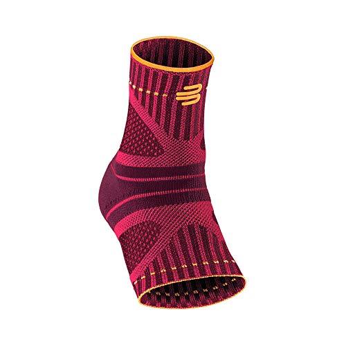 """Bauerfeind Fußbandage fürs Sprunggelenk """"Ankle Support Dynamic"""" Unisex, 1 Fußgelenkbandage für Sport wie Laufen oder Fitnesstraining, Sprunggelenkbandage für Sensomotorik"""