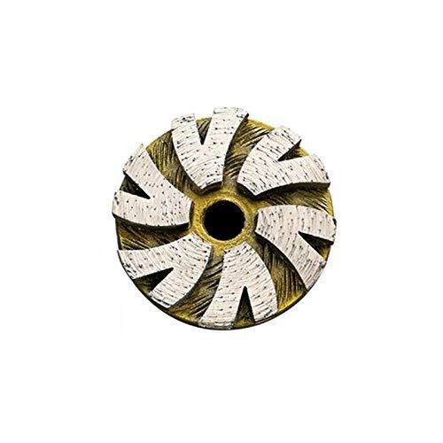 NGHSDO Disco Desbaste Hormigon Forma de Diamante Muela Disco Vaso de molienda Copa Angle Grinder Accesorios Disco Diamante (Outer Diameter : 50mm)