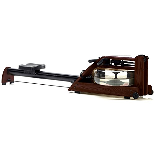 Read About Water Rower Exercise Machine by WaterRower - A1 S4 Rose with Self-Regulating Resistance