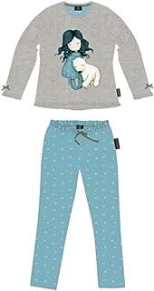 Pijama cálido de algodón con Personaje 8/10/12/14 años en Caja