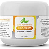Hot Cream for Cellulite for Women and Men Natural Anti Aging Cream with Antioxidants and Essential Oils Rosemary Lavender Aloe Deep Tissue Massage & Muscle Relaxer