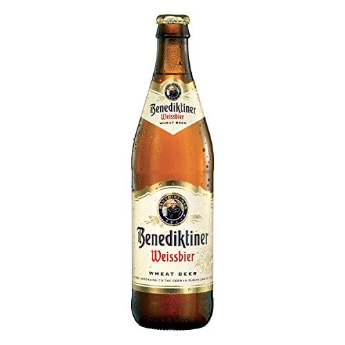 Cerveza Benediktiner Weiss 50 cl