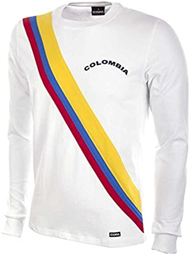 Copa Football - Maillot rétro Colombie 1973