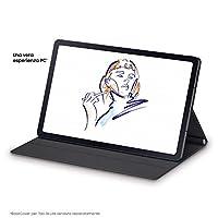 "Samsung Galaxy Tab S6 Lite + S Pen, Tablet, Display 10.4"" WUXGA+ TFT, 64 GB Espandibili, RAM 4GB, Batteria 7040 mAh (Ricarica rapida), WiFi, Android 10, Grigio (Oxford Gray) [Versione Italiana] #6"