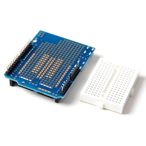 GAOHOU Prototype Prototyping Shield Mini Breadboard Für Arduino UNO R3