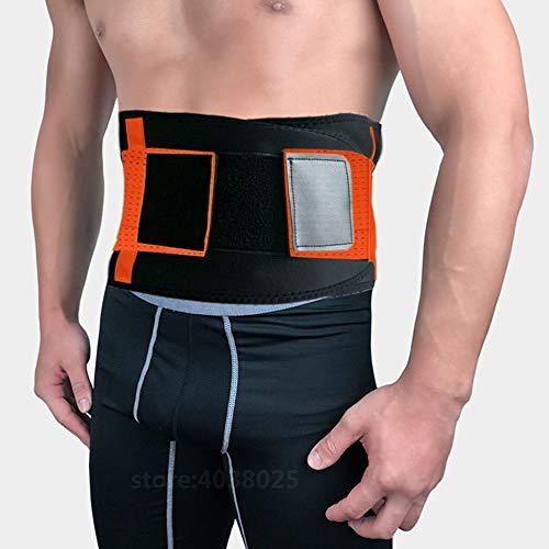 LLZGPZBD steunstang riem taille lichaamshouding corrector verband corset brace scoliose terug lendensteun riem man vrouw