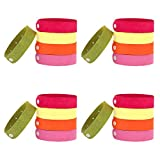 gigitube 20 Pcs Mosquito Repellent Bracelet, Insect Repellent Mosquito Bands Anti Mosquito Wristbands