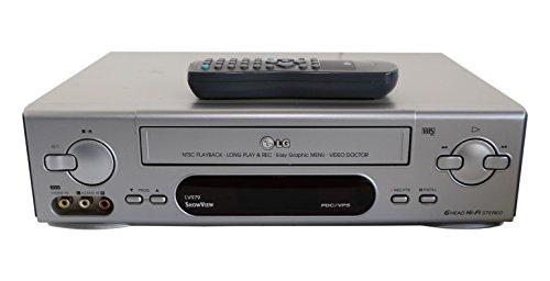 LG LV 979 4 VHS Videorekorder