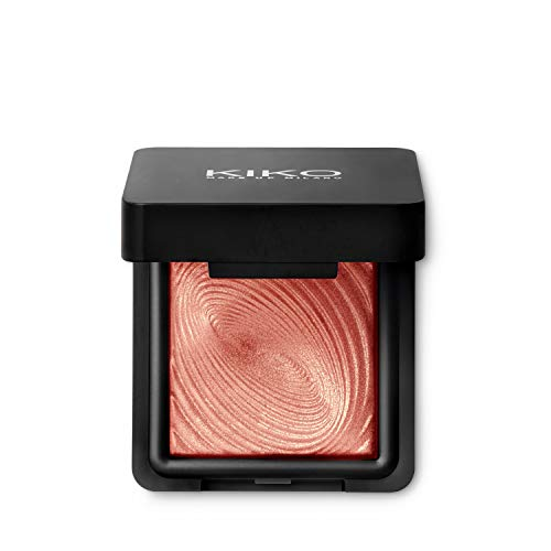 KIKO Milano Water Eyeshadow - 3 g 218 grapefruit pink.