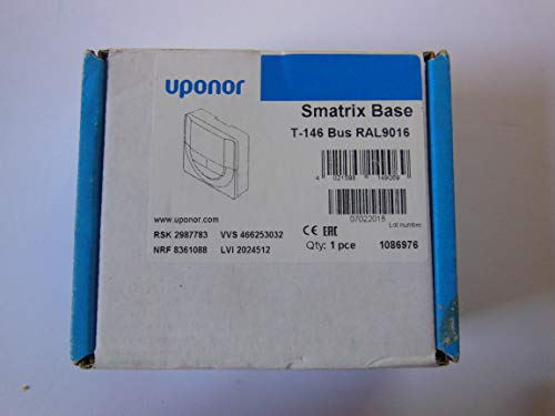 uponor smatrix Base T 146 Thermostat Digital Thermostat 1086976