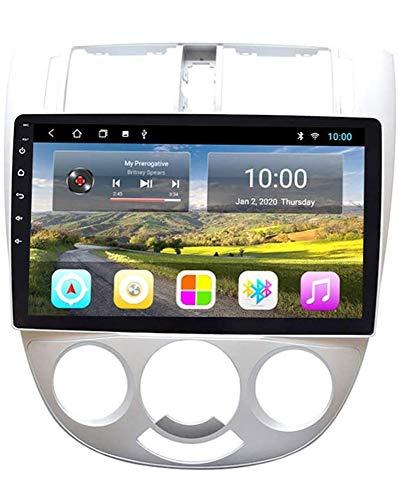 LYHY Android Car Stereo Radio Double DIN Sat Nav Compatible con Buick Excelle 2004-2007 Navegación GPS Reproductor Multimedia con Pantalla táctil de 9 Pulgadas Receptor de Video con 4G DSP RDS