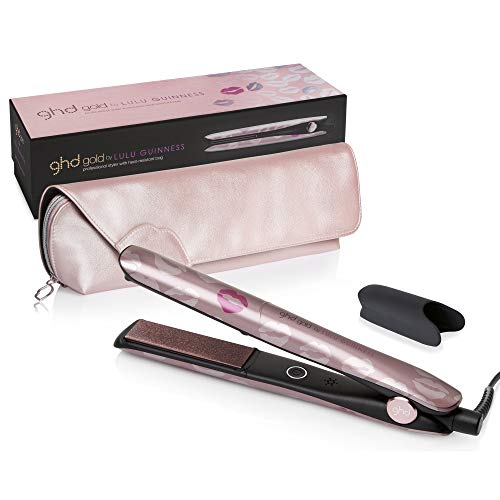 ghd gold by LULU GUINNESS pink Styler *