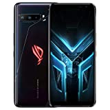 "Foto ASUS ROG Phone 3 Strix 16,7 cm (6.59"") 8 GB 256 GB Doppia SIM 5G USB Tipo-C Nero Android 10.0 6000 mAh ROG Phone 3 Strix, 16,7 cm (6.59""), 8 GB, 256 GB, 64 MP, Android 10.0, Nero"