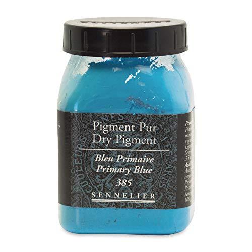 Sennelier Artist Dry Pigment - Tarro (175 ml), color azul