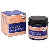 Motherlove Diaper Balm (1oz) Organic Diaper Cream—Zinc Oxide- & Petroleum-Free—Cloth Diaper Safe Ointment Soothes...