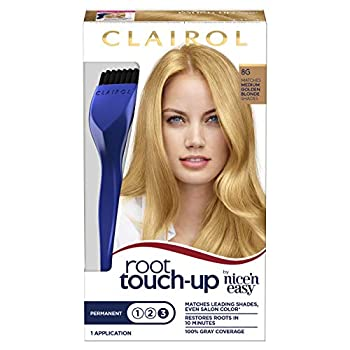 Clairol Nice  n Easy Root Touch-Up 8G Medium Golden Blonde 1 Kit