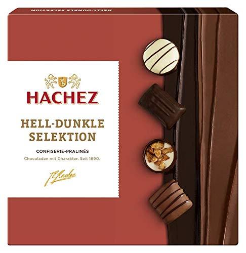Hachez Hell-Dunkle Selektion, 125 g
