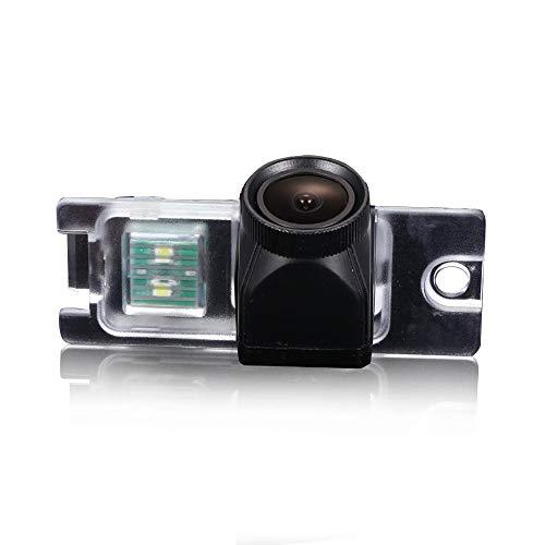 Kalakus auto achteruitrijcamera HD waterdicht nachtzicht voertuig achteruitrijcamera Park Assist Reverse System, zwart voor S60 S80 V70, Starlight Super Pro camera.