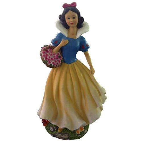 PEBSHOP Figura de jardín (Blancanieve)