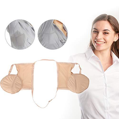 Sottocasco ascellare,ascellare ascelle imbottito, sudore ascelle protezione assorbente pads ascella, addio antitraspiranti