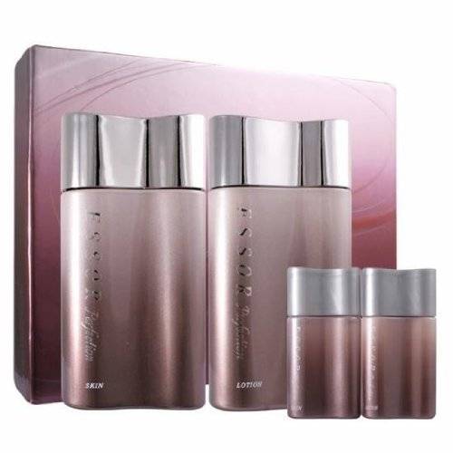 Coreano cosméticos somang Essor perfección Hombres de cuidado de la piel 2pc Set