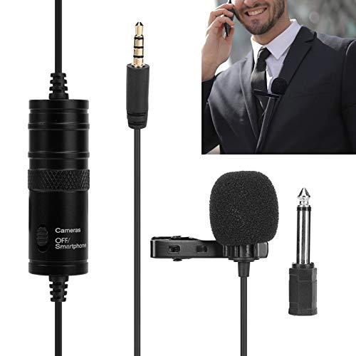 Hoge Dichtheid Blowout Sponzen Camera Microfoon SLR Opname Modus Kraag Clip Microfoon Professionele Interview Microfoon…