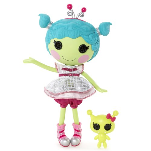 Lalaloopsy Doll - Haley Galaxy