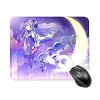 Twinkle Precureマウスパッド滑り止めアニメーションゲームマウスラバーマウスパッドラップトップマウスパッド20*25cm