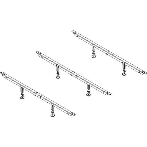 MightyLift Heavy Duty Mattress Center Support System, Adjusts Height, Fits Full, Full XL, Queen and Queen XL Sizes