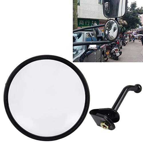 Auto Seitenspiegel Zubehör Multifunktionsauto-Rücksitzspiegel Baby-Kind-Sicherheits-Hilfsrückspiegel mit 2 cm Clip