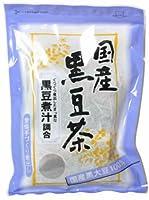 国産黒大豆100%使用 黒豆茶(黒豆煮汁調合) 6g×18袋