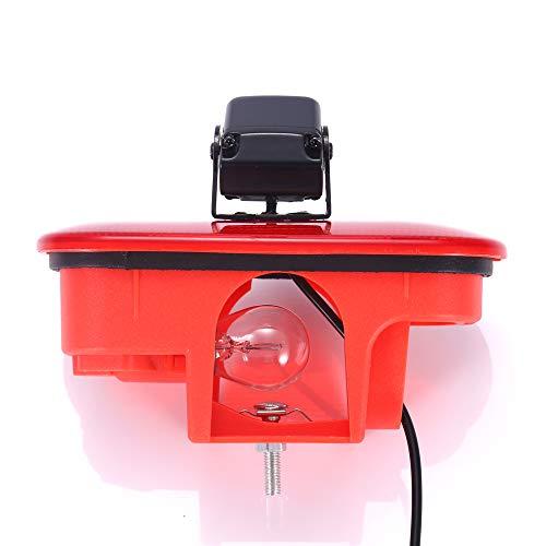 Kalakus Kit de réparation pour caméra de recul Transporter Van avec système de recul Feu de Frein avec Aide au stationnement pour Fiat Talento/Nissan/Renault Traffic/Opel Vivaro/Vauxhall