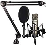 Rode NT1-A - Juego de micrófono y trípode de mesa para PSA-1