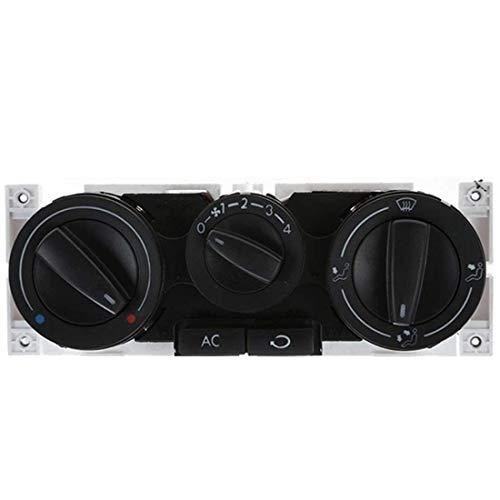 HZTWFC Interruptor del panel de ensamblaje de control de aire acondicionado y calefacción OEM # 1J0820045F