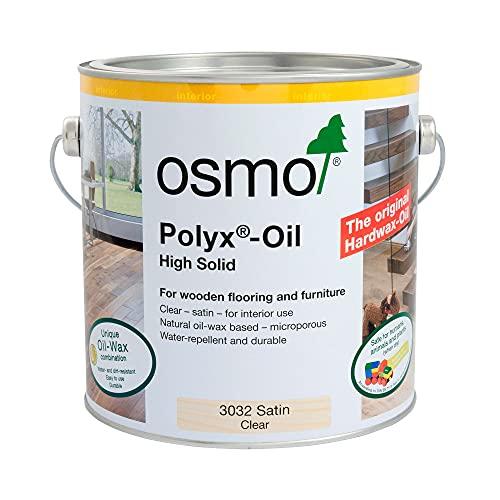 Osmo Polyx Olio lucidante effetto cera, colore satinato 3032, 750 ml