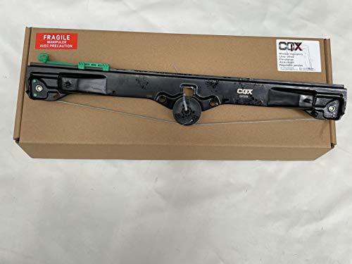 CQX Lève-vitre Avant Droit Fiat Grand Punto-Punto Evo(2005-2008) pour 2/4Portes