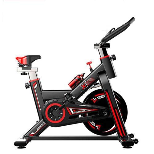 YKHOME Professional Bicicleta Estática,Fitness con consolai