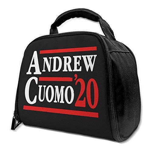 li Cuomo For President 2020 Isolierte Tasche Lunch Bag Isolierte Lunch Box Einkaufstasche Kühltasche Für Picknickarbeiten