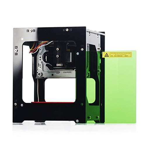 2000Mw Lasergravierer, CNC Art Craft Schneidfräser, Mini USB Carver Maschine 490X490 Pixel Hohe Auflösung, DIY Drucker Für Win 7/8/10 / Xp Android System