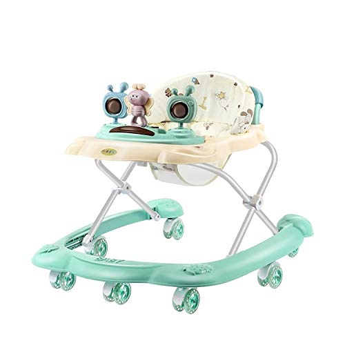 Multi-Funktions-Anti-Rollover-Trolley for Baby Walker Anti-O-Bein, Stil: Ohne...