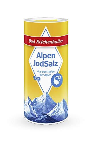 Bad Reichenhaller AlpenJodSalz Dose
