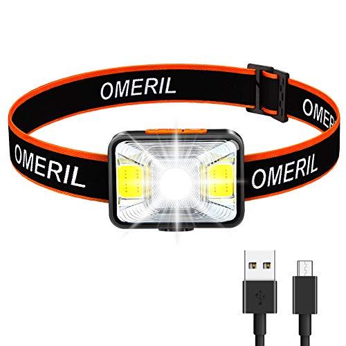 OMERIL -   Stirnlampe LED