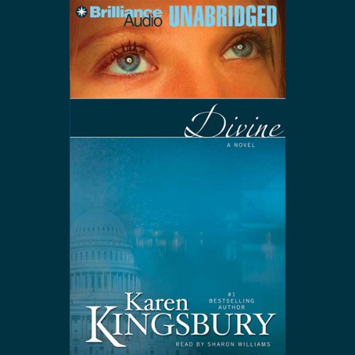 Divine audiobook cover art